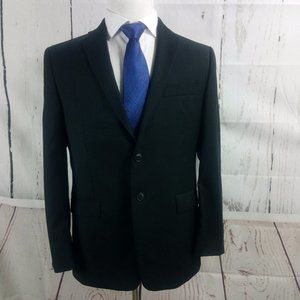 Calvin Klein Slim Fit 40S Black Suit Blazer Sport